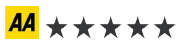 AA 5 Star Rating
