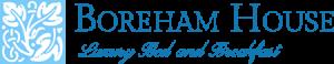Boreham House - Luxury Bed and Breakfast